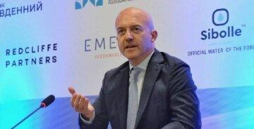Емануеле Вольпе: Для розвитку водневої економіки Україні необхідна національна стратегія