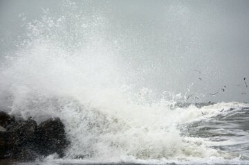 Море, шторм УНИАН погода