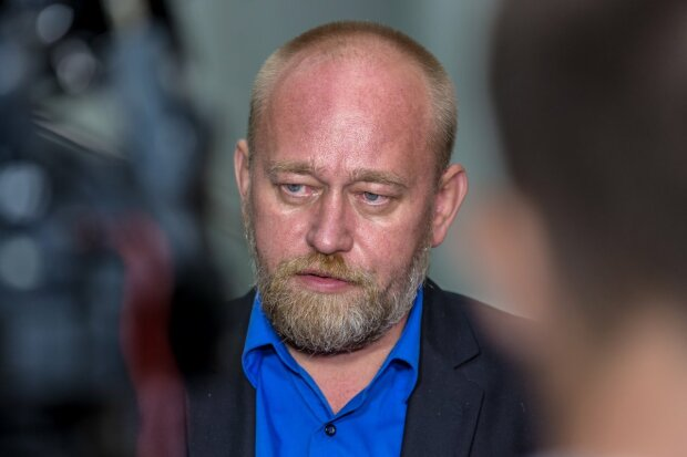 глава Центра обмена пленных Владимир Рубан