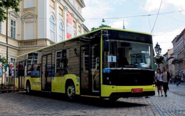 автобус,
