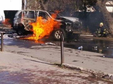 мариуполь взрыв