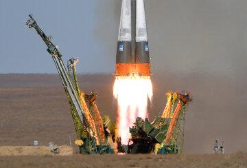 космос, Байконур, ракета