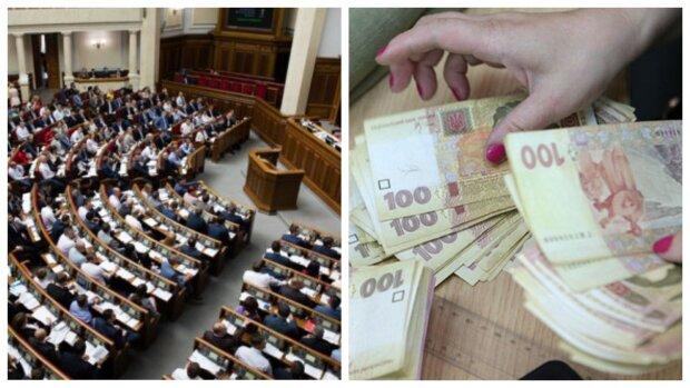 """Нову грошову допомогу отримають українці, Рада підвищила суми: """"На людину не менше 150%..."""""""