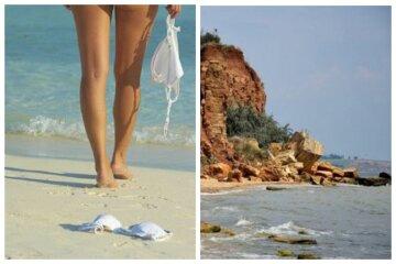 Дикий пляж на Одесчине вошел в топ лучших в Украине: где находится и как выглядит, фото