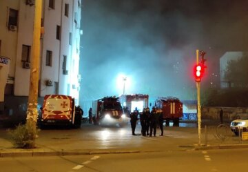 Київ пожежа