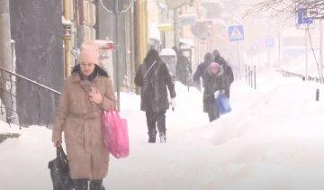 """В Україну повертається повноцінна зима, очікується до 80 см снігу: """"Температура знизиться до..."""""""