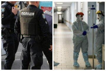 """Поліцейський погрожує лікарю Одеської інфекціонки: """"Вимагав надати..."""""""