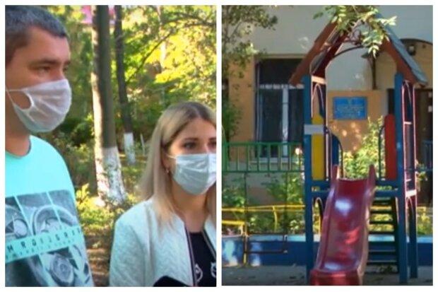 """В детсаду Одессы тяжело травмировалась девочка: """"Сорвалась с ..."""""""