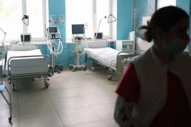 """Києву загрожує """"червона зона"""": у лікарнях майже не залишилося місць для пацієнтів з вірусом"""