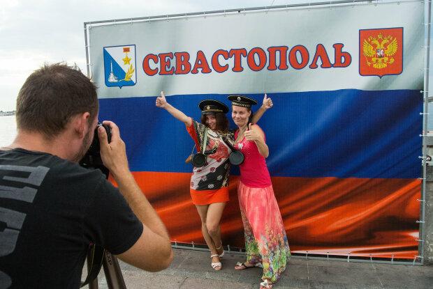 Крым, оккупация, Севастополь