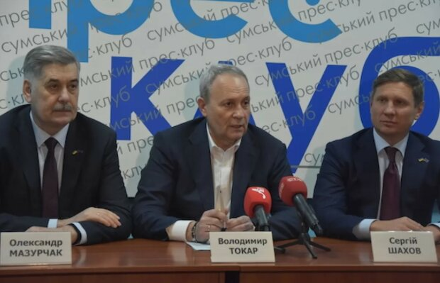 Сумський «Наш край» очолив голова облради Володимир