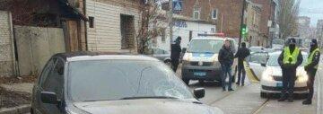 """Удар был очень сильный: в Харькове водитель на """"евробляхе"""" сбил женщину, фото"""