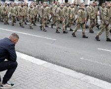 украина, парад, марш