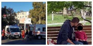 """Водій на трасі врятував напівроздягненого 4-річного українця, деталі: """"втік від п'яного батька"""""""