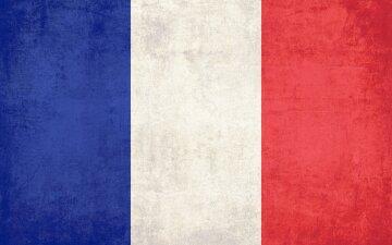 Франция-флаг