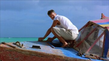 побег на лодке