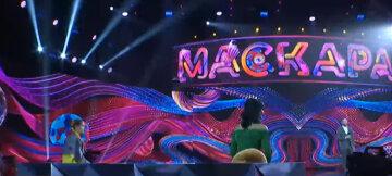 Новый персонаж на шоу «Маскарад-2» всполошил зрителей, красноречивые кадры: «Интересно, там мужчина?»