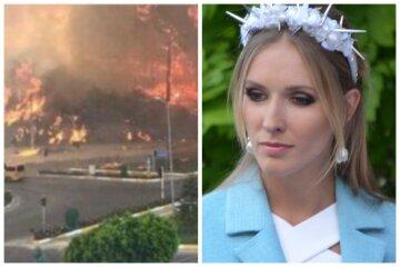 """Беременная Осадчая рассказала о своем состоянии в Турции, где пылают пожары: """"Жизнь слишком коротка, чтобы..."""""""