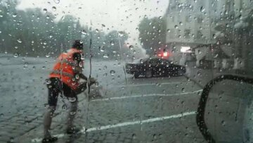 дождь, Харьков