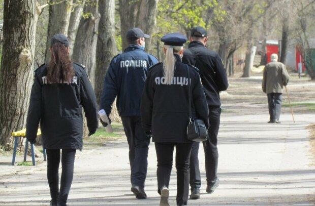 полиция, карантин, штрафы