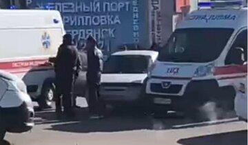 """Швидка допомога потрапила у п'яну ДТП в Одесі, кадри наслідків: """"їхала зі спецсигналами"""""""