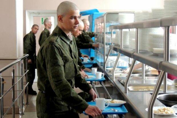 всу питание военные