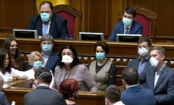 Дмитрий Разумков, Верховная Рада, нардепы, Европейская солидарность