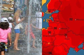 """Невыносимая жара идет в Украину, """"смалить"""" будет знатно: до 33 и выше"""