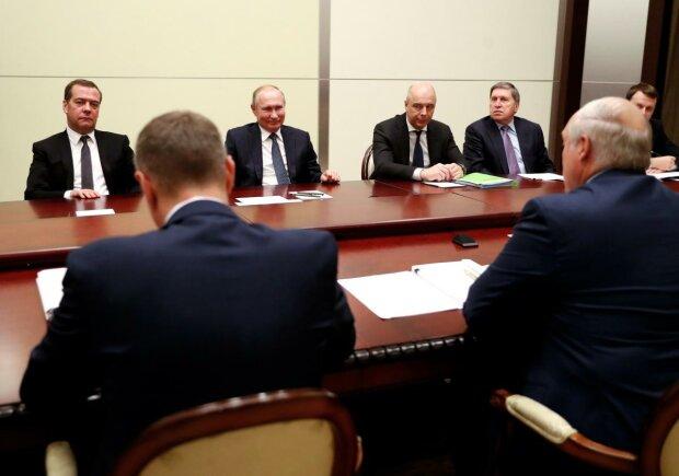 Владимир Путин, Александр Лукашенко, Сочи