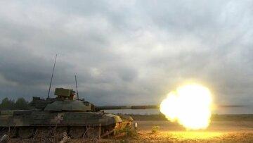 Стрельба под Черниговом, в ход пошли танки: срочное сообщение Минобороны, что происходит