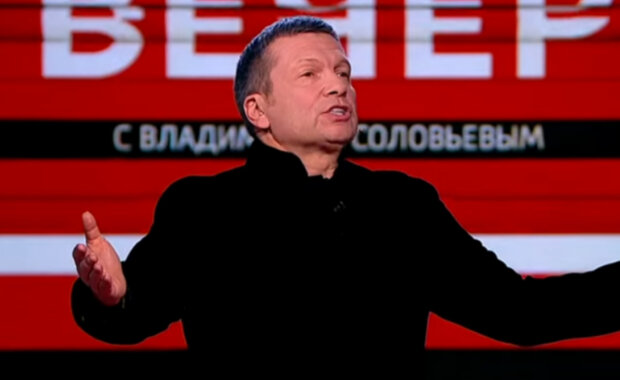 """Соловьев разразился угрозами в адрес Украины из-за Донбасса: """"Вам уже Путин объяснил"""""""