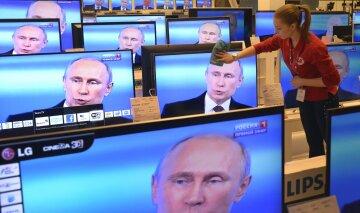 телевизор пропаганда