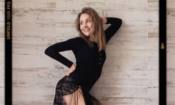 """Эффектная блондинка из """"Танців з зірками"""" впечатлила самыми страстными движениями: """"Вы готовы?"""""""