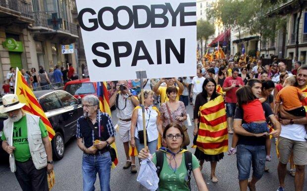 Каталония, независимость, референдум