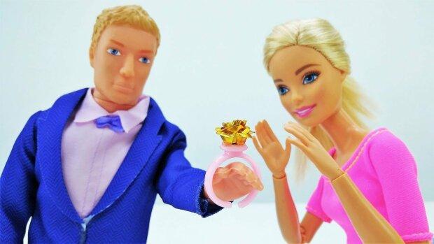 """""""Барби и Кен"""" куклы"""