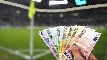 футбол деньги