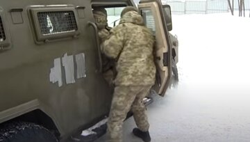 """""""Хотів відсвяткувати Різдво в Україні"""": росіянин перетнув кордон і сховався в снігу, відео"""