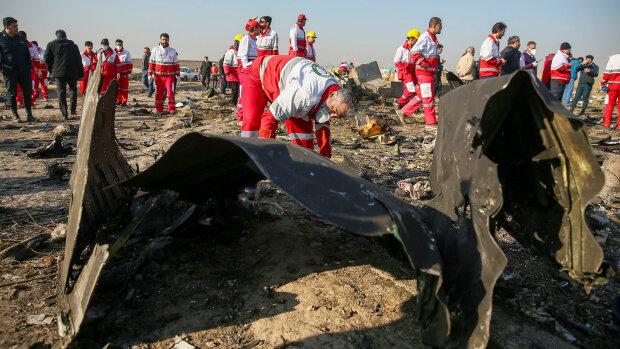 Іран, катастрофа з українським боїнгом, катастрофа українського літака