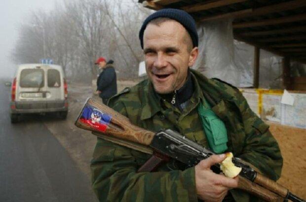 ЛНР, боевик, террорист