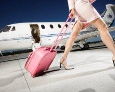 самолет, женщина, ноги, отдых, отпуск, лето, богатство
