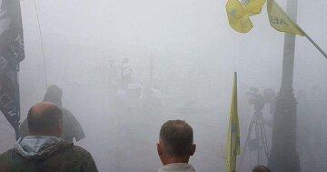 В центрі Львові зібралися обурені євробляхарі: які вимоги, відео