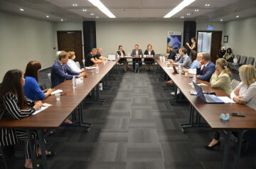Бізнес та «Голос» підвели підсумки року співпраці в рамках Меморандуму