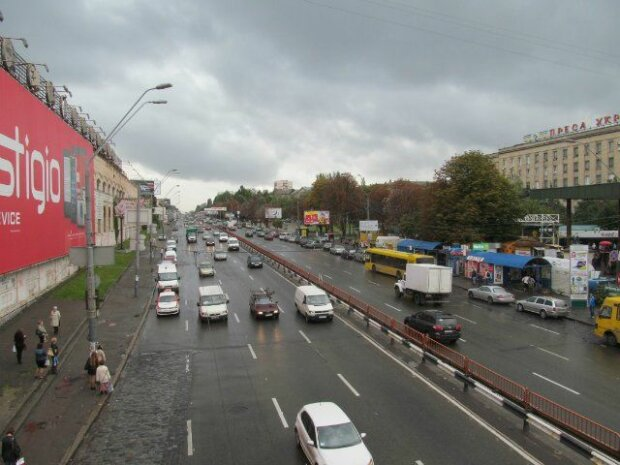 проспект победы киев