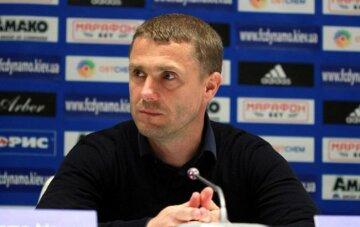 Это ерунда: Ребров рассказал о своих планах насчет Динамо