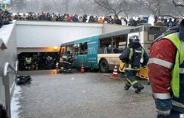 автобус москва дтп