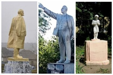 """""""Не один, а три"""": в сети рассекретили, где на Одесчине остались памятники Ленину, кадры"""