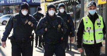 полиция, штрафы