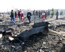 Катастрофа літака в Ірані
