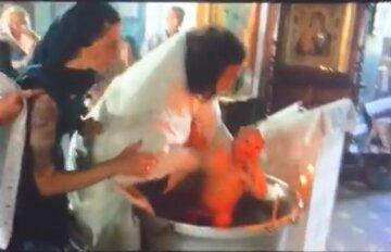 Занадто величезний для хрещення: священик-нелюд може уникнути покарання