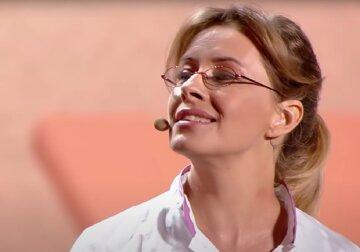 Елена Кравец. Фoто: скриншот Youtube